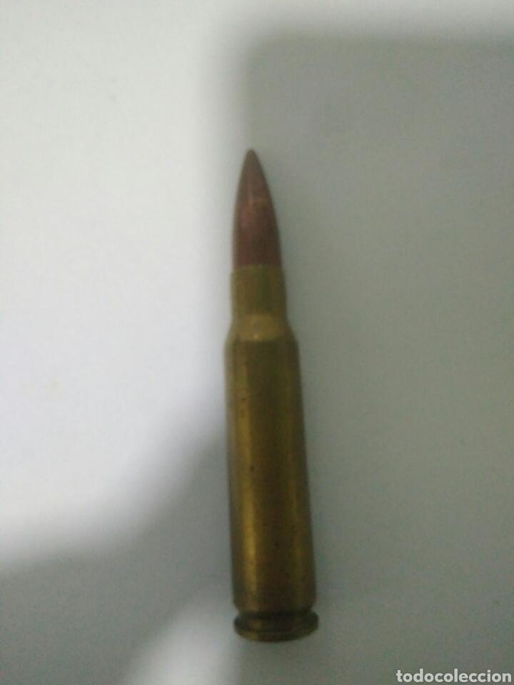 BALA METRALLETA AMETRALLADORA SB. 74 .7.62X51 (Militar - Equipamiento de Campaña)