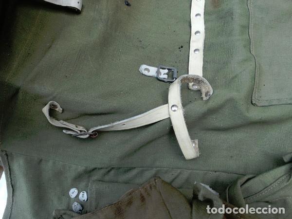 Militaria: MOCHILA TROPAS DE MONTAÑA AÑOS 50 - Foto 7 - 124437311