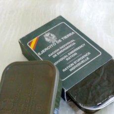 Militaria: DOS CAJAS DE LAS FUERZAS ARMADAS. Lote 131550962