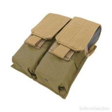 Militaria: PRACTICO CARTUCHERA DOBLE PARA CARGADOR M14 Y . Lote 132776122