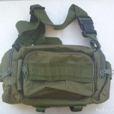 Militaria: BOLSA PORTAEQUIPO , VERDE OLIVA . NUEVA SIN USAR. Lote 133311594