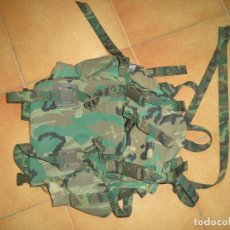 Militaria: MOCHILA DE COMBATE EJERCITO DE TIERRA. Lote 135418098