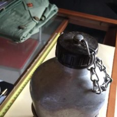 Militaria: CANTIMPLORA CON CACILLO, MODELO FRANCÉS ADOPTADO POR LA LEGIÓN EN SAHARA. Lote 135898830