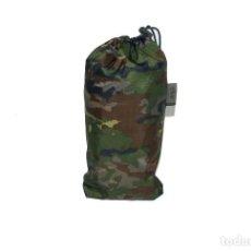 Militaria: FUNDA ALTUS VIVAC VERDE PIXELADO PARA SACO DE DORMIR. Lote 136357026