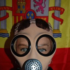 Militaria: MASCARA PROTECTORA ANTIGAS/FERNEZ. Lote 137677510