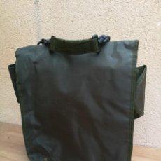 Militaria: MOCHILA BANDOLERA CARTERA PORTAMAPAS PORTA MAPAS INGENIEROS EJERCITO DE TIERRA ESPAÑOL . Lote 139481138