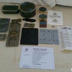 Militaria: RACION MILITAR DE CAMPAÑA, EN SU ESTUCHE.. Lote 142265582