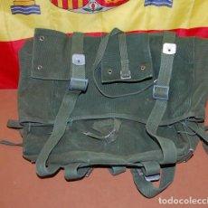Militaria: MOCHILA PETATE DE CAMPAÑA AÑOS 70. Lote 142266214