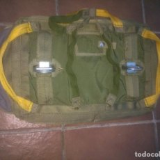 Militaria: BOLSA CONTENEDOR DE PARACAIDAS CINSA MINISTERIO DE DEFENSA EJERCITO DEL AIRE.. Lote 143544094
