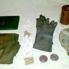 Militaria: EQUIPO MÁSCARA ANTIGAS RUSO M61 COMPLETO. Lote 144082190