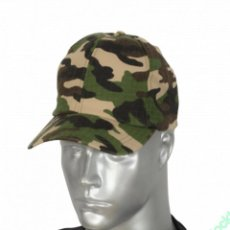 Militaria - Gorra camo BARBARIC REGULABLE 30578 - 144092934