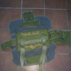 Militaria: BOLSA CONTENEDOR DE PARACAIDAS CINSA MINISTERIO DE DEFENSA EJERCITO DEL AIRE.. Lote 144518690