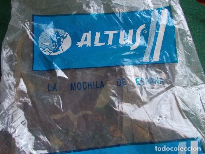 Militaria: MOCHILA PORTA PLANOS NUEVA ALTUS - Foto 2 - 146203118