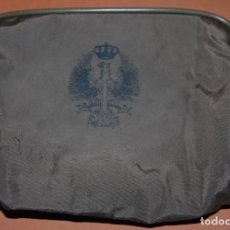 Militaria: BOLSO MILITAR NECESER EJERCITO ESPAÑOL-05. Lote 146317974