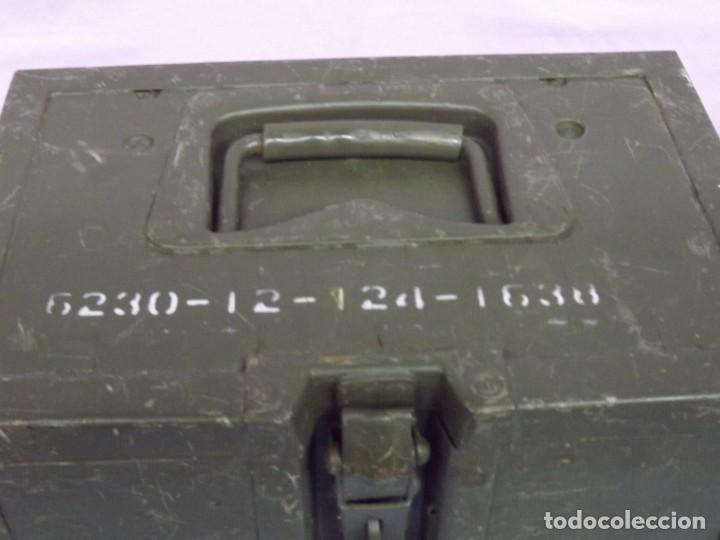 Militaria: LINTERNA MILITAR SEÑALES - Foto 8 - 149589898