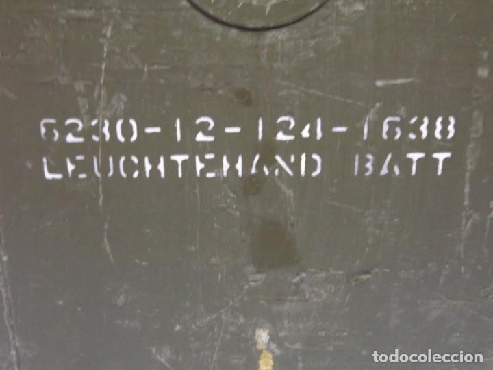 Militaria: LINTERNA MILITAR SEÑALES - Foto 10 - 149589898
