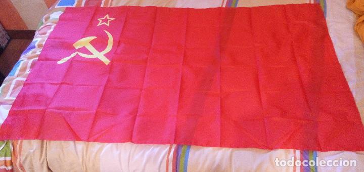 BANDERA ROJA URSS CCCP RED ARMY - UNIÓN SOVIÉTICA (Militar - Equipamiento de Campaña)