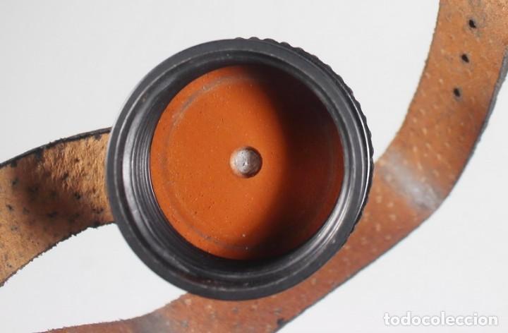 Militaria: Cantimplora Mod. 31, (Feldflasche 31 und Trinkbecker), original alemán Segunda Guerra Mundial - Foto 6 - 150294158