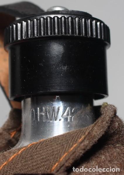 Militaria: Cantimplora Mod. 31, (Feldflasche 31 und Trinkbecker), original alemán Segunda Guerra Mundial - Foto 11 - 150294158