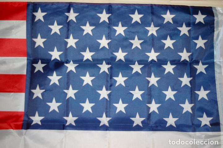 Militaria: USA. BANDERA. 90 X 150 - Foto 3 - 150727190