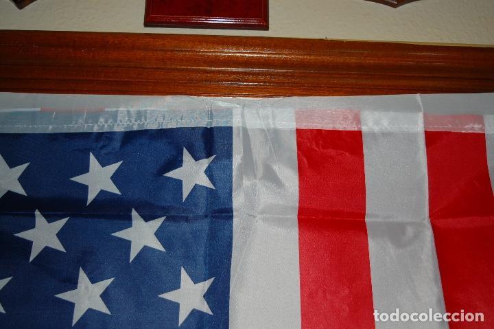 Militaria: USA. BANDERA. 90 X 150 - Foto 4 - 150727190