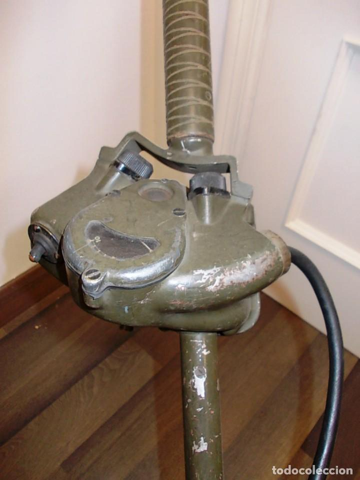 Militaria: Antiguo detector de minas del cuerpo de señales milatres del ejercito de los estados unidos - Foto 8 - 150815646
