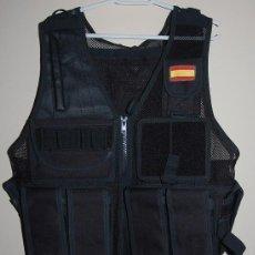 Militaria: CHALECO TACTICO MILITAR TIPO FUERZAS ESPECIALES SWAT / FUERZAS DE ELITE. Lote 152472334