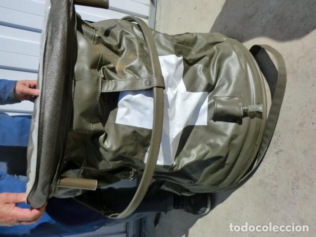 Militaria: BIDON PEGABLE MILITAR DE AGUA ALEMAN - Foto 5 - 152809730