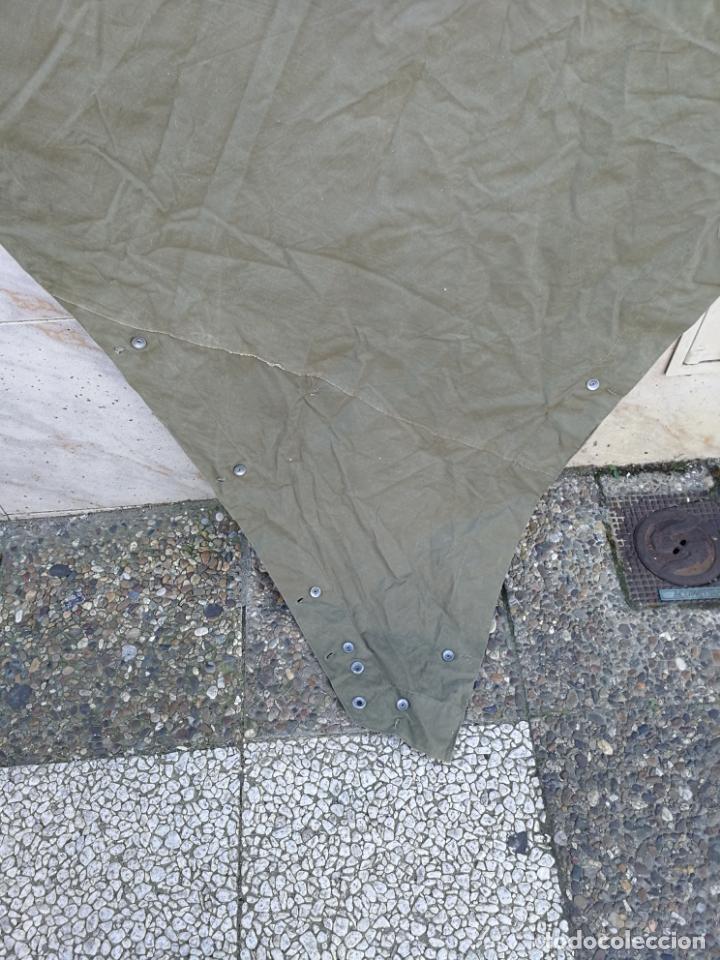 Militaria: Poncho tienda - Foto 2 - 155167982