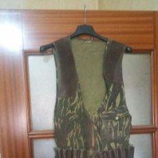 Militaria: CHALECO - CANANA MARCA ORTOLA. Lote 161026338