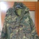 Militaria: CHAQUETÓN DE CAMPAÑA TALLA 1 - G MUY NUEVO. Lote 161118742