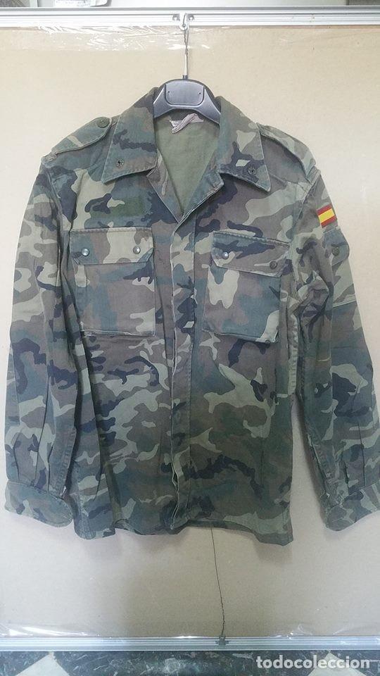 CAMISOLA DE CAMPAÑA MILITAR (Militar - Equipamiento de Campaña)