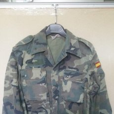 Militaria: CAMISOLA DE CAMPAÑA MILITAR. Lote 161120350