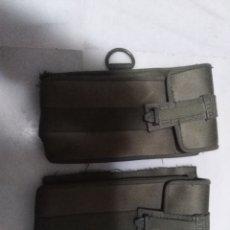Militaria: FUNDA CARGADORES EJÉRCITO ESPAÑOL. Lote 162394762