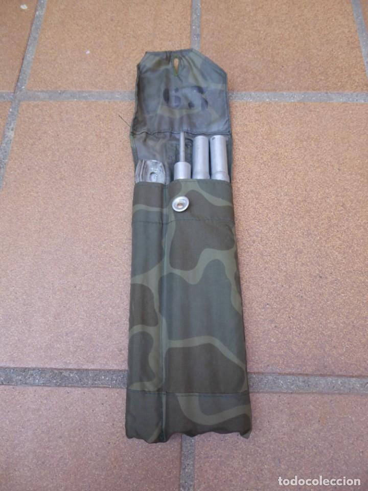 Militaria: Bolsa cazapatos piquetas. Infantería de Marina - Foto 2 - 163605422
