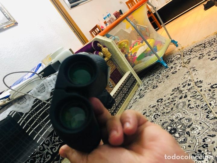 Militaria: Prismáticos eyebre 10x25 HD cf - field 7.8 en excelente estado - Foto 2 - 164342036