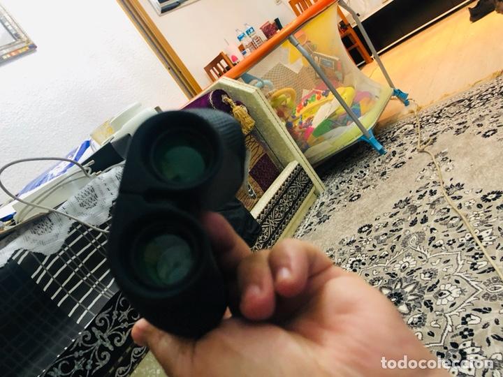 Militaria: Prismáticos eyebre 10x25 HD cf - field 7.8 en excelente estado - Foto 3 - 164342036