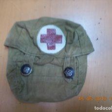Militaria: BOLSA SANIDAD RUSA, SEGUNDA GUERRA MUNDIAL. Lote 165269410