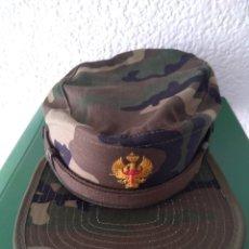 Militaria: GORRA EJÉRCITO ESPAÑOL TALLA M.. Lote 165674146