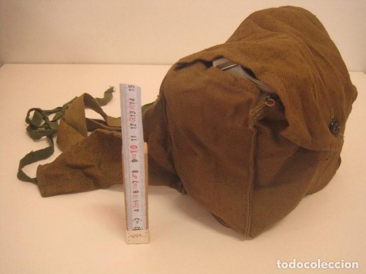Militaria: MÁSCARA ANTIGAS INFANTIL RUSA CON SU BOLSA - Foto 5 - 169095160
