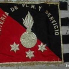 Militaria: GUION ARTILLERIA BORDADO.. Lote 169842208