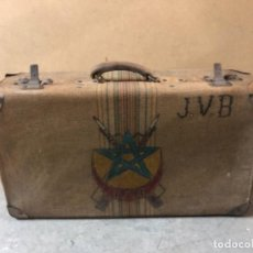 Militaria: MALETA TIRADORES DE IFNI. Lote 171031528
