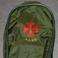 Militaria: BOTIQUIN AGBS ACADEMIA GENERAL BASICA DE SUBOFICIALES-02. Lote 172692278