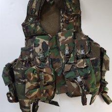 Militaria: CHALECO PECO ALTUS HK MODELO A PINGUINO COE GOE MOE UOE BOEL EZAPAC. Lote 180918622