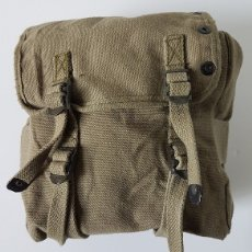 Militaria: RIÑONERA BUT PACK INFANTERIA DE MARINA ESPAÑA. Lote 175025973