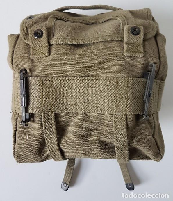 Militaria: RIÑONERA BUT PACK INFANTERIA DE MARINA ESPAÑA - Foto 2 - 175025973