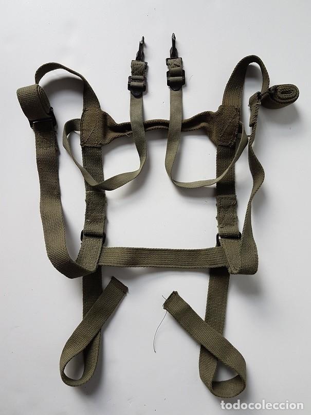 CINTA PULPO PORTA SACO M56 BELGA NAM (Militar - Equipamiento de Campaña)