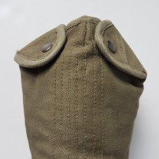 Militaria: FUNDA DE CANTIMPLORA M56 BELGA NAM. Lote 175029509