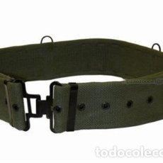 Militaria: CINTURON EJERCITO BRITANICO M58. Lote 175030092