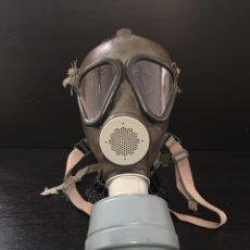 Militaria: MÁSCARA ANTI-GAS. Lote 175825682